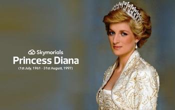 Princess Diana Obituary