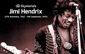 Jimi Hendrix Online Obituary