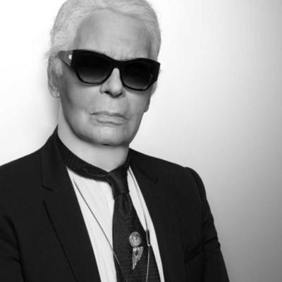 Karl Lagerfeld Online Memorial