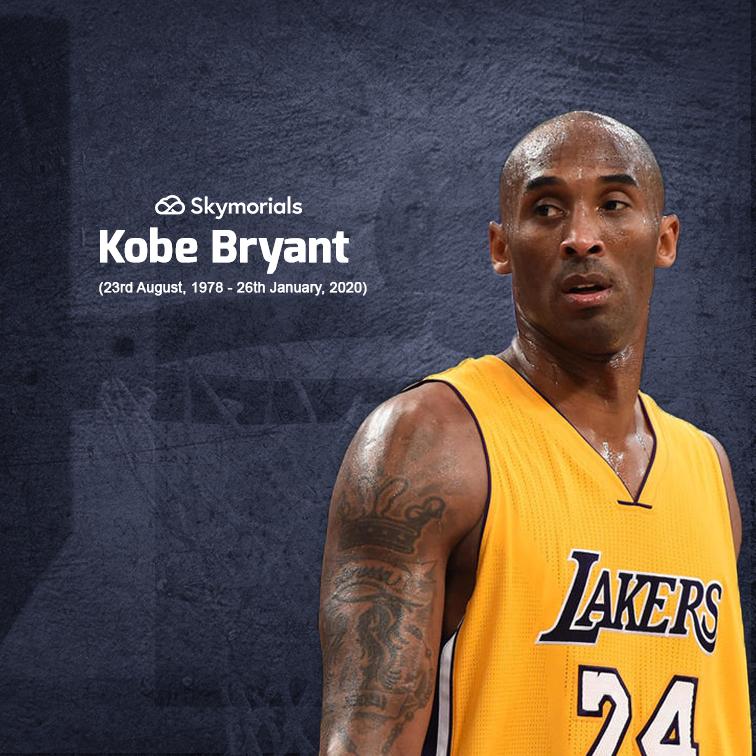 Kobe Bryant Remembered