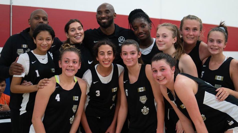 Kobe Bryant Coaching