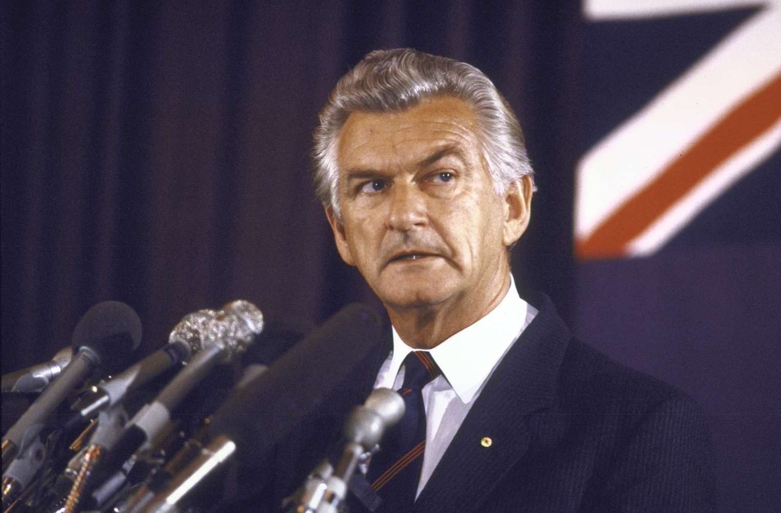 Bob Hawke Politician