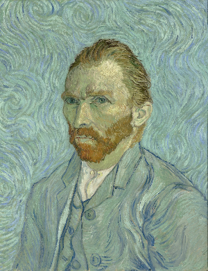 Vincent van Gogh Celebrity Death