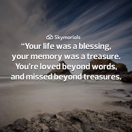 Celebrating Life Quote